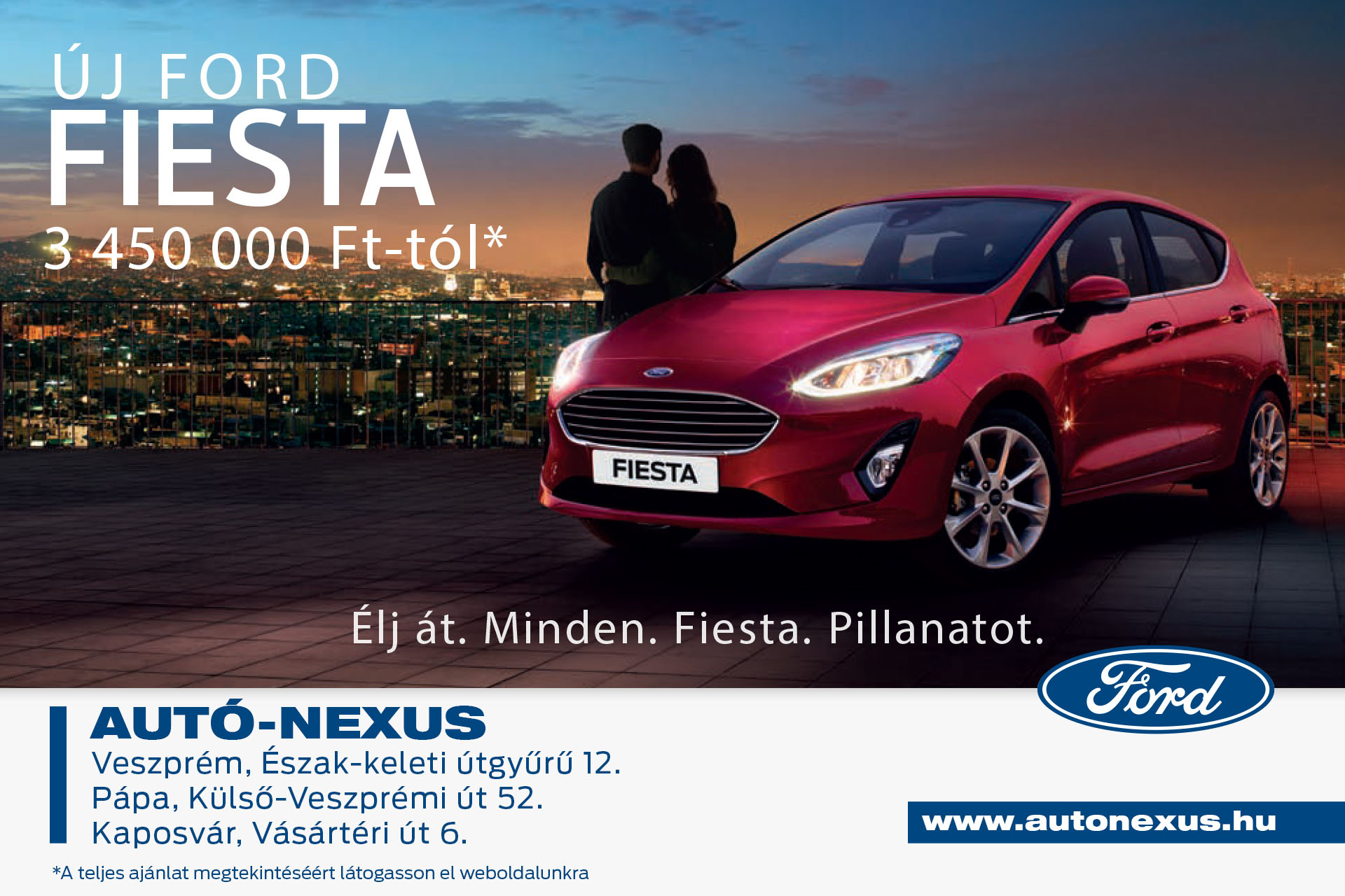 FORD Fiesta Titanium Dealer 1920x1280