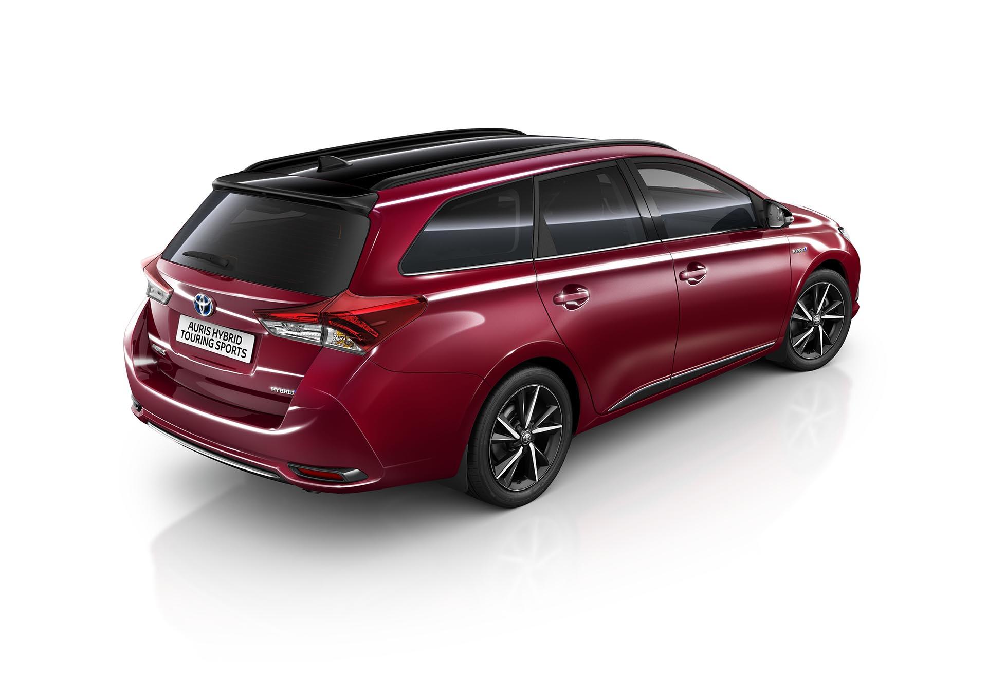 Toyota Auris Selection