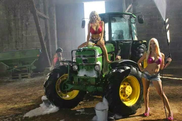 Traktorpornó