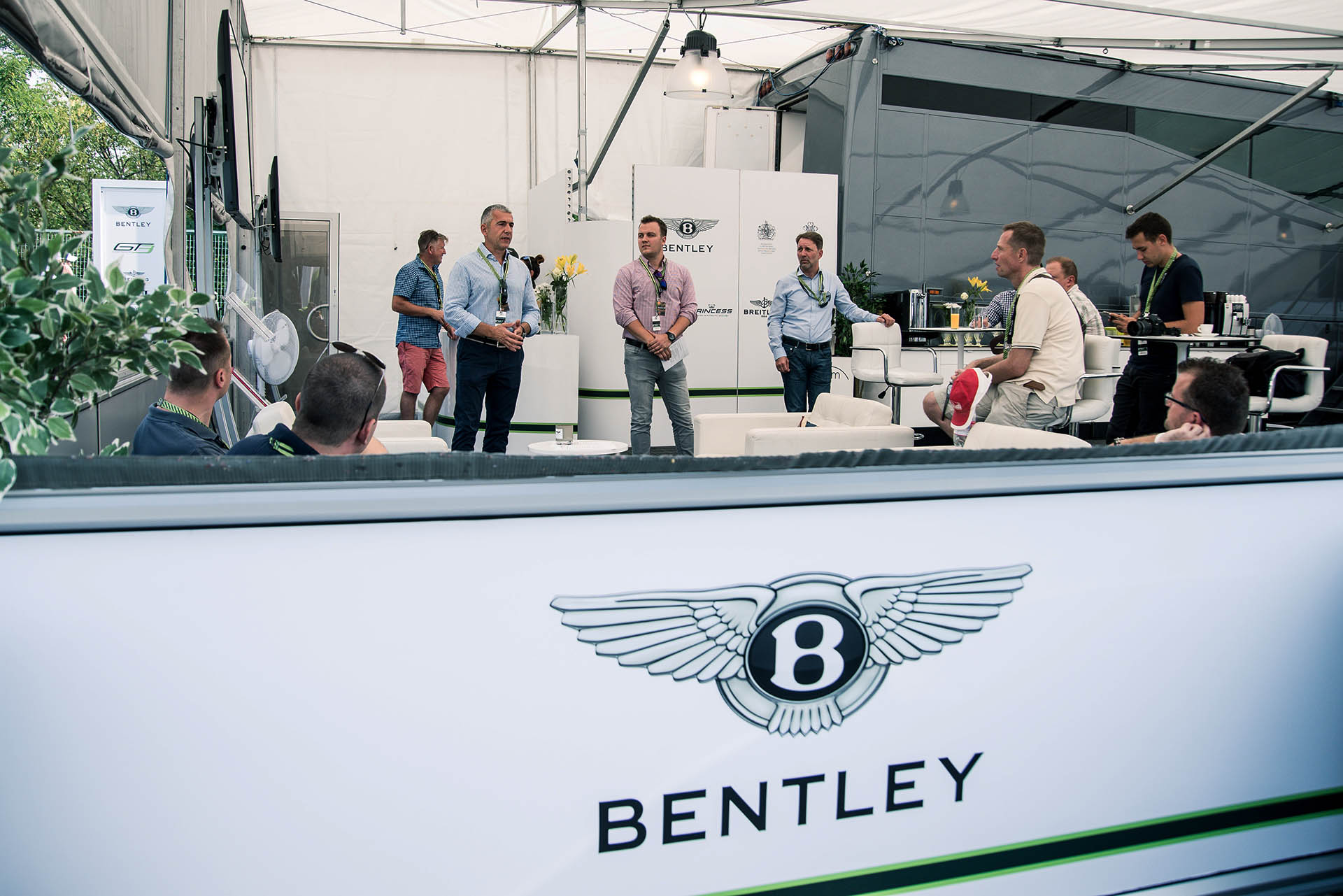 Bentley Budapest