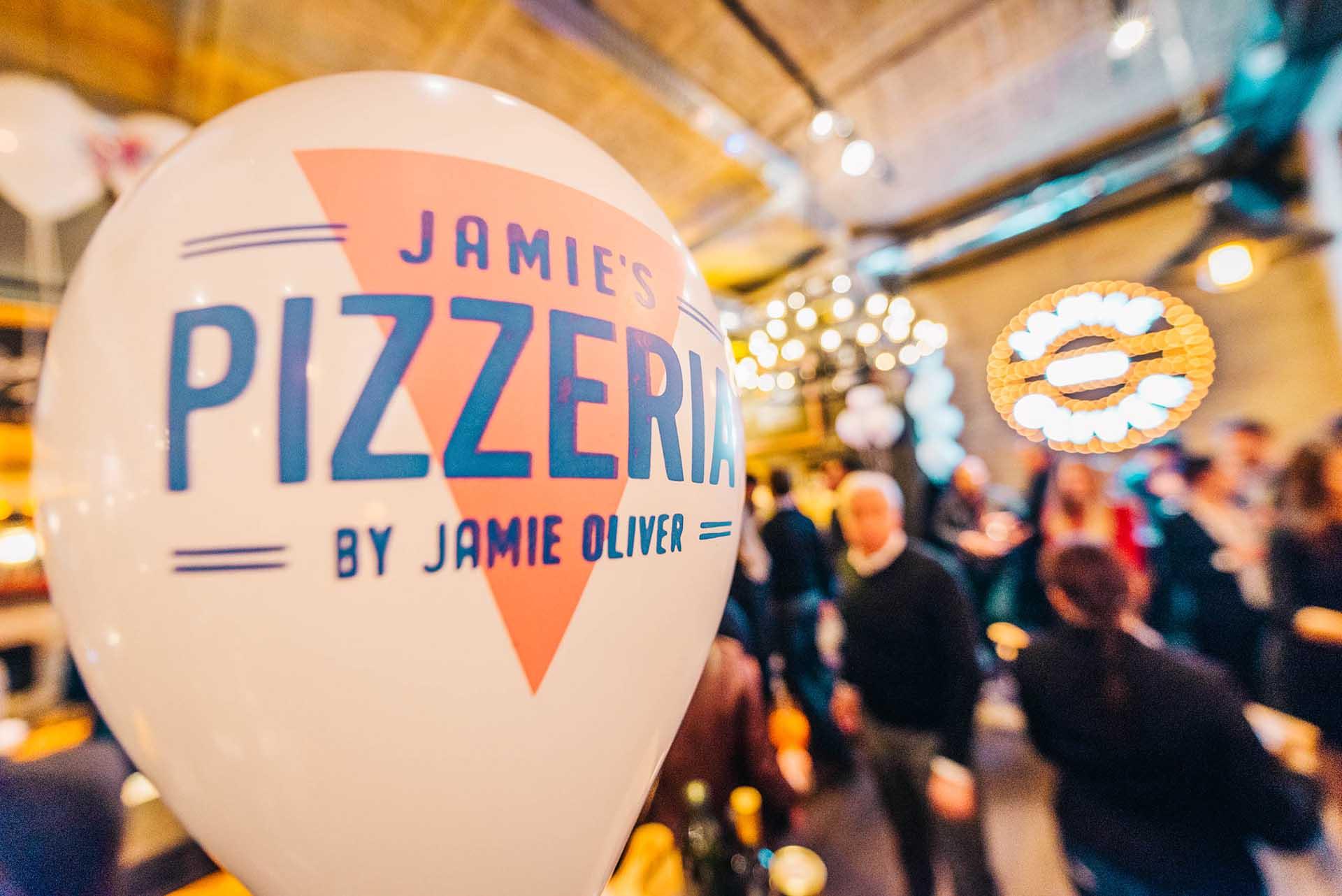 Jamie Oliver Pizzéria