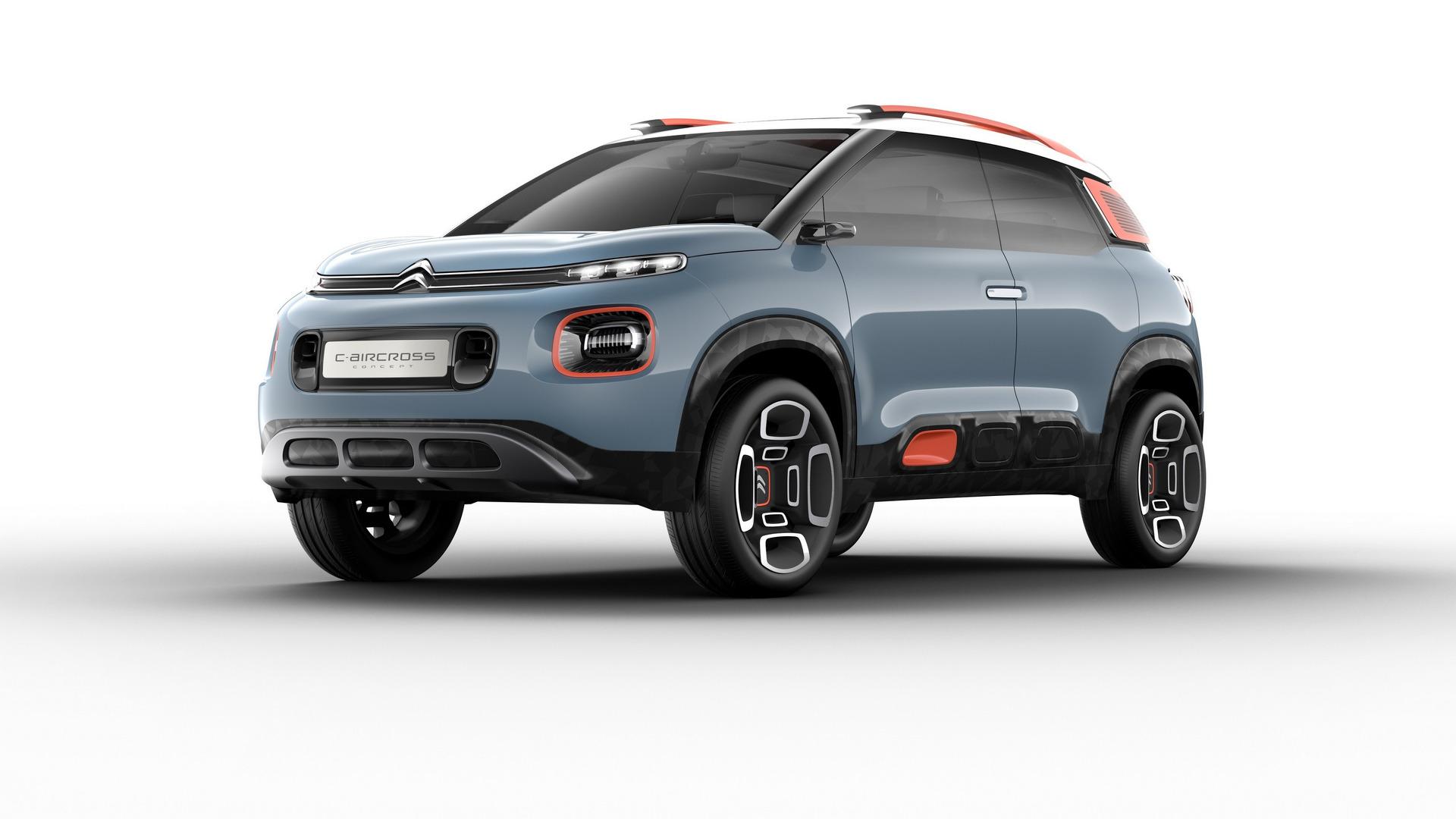 Citroën C-Aircross