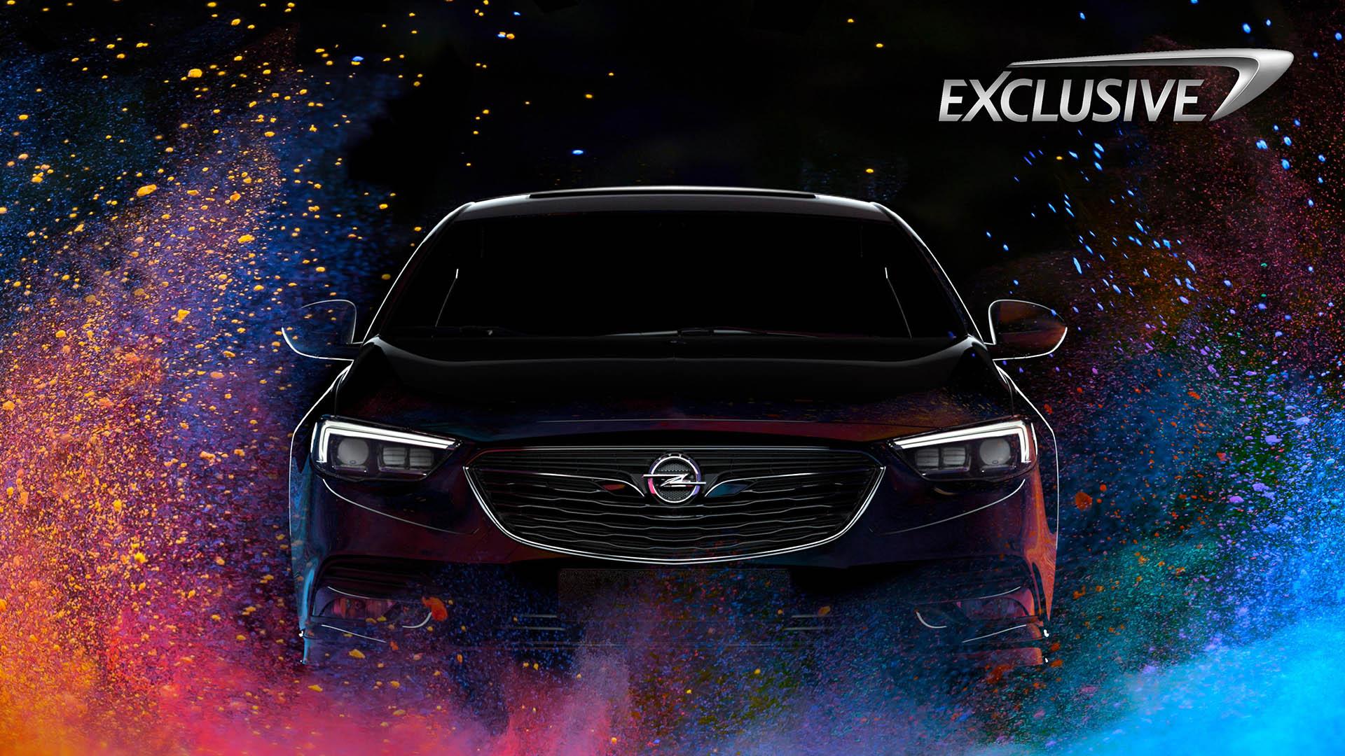 Opel Exclusive program