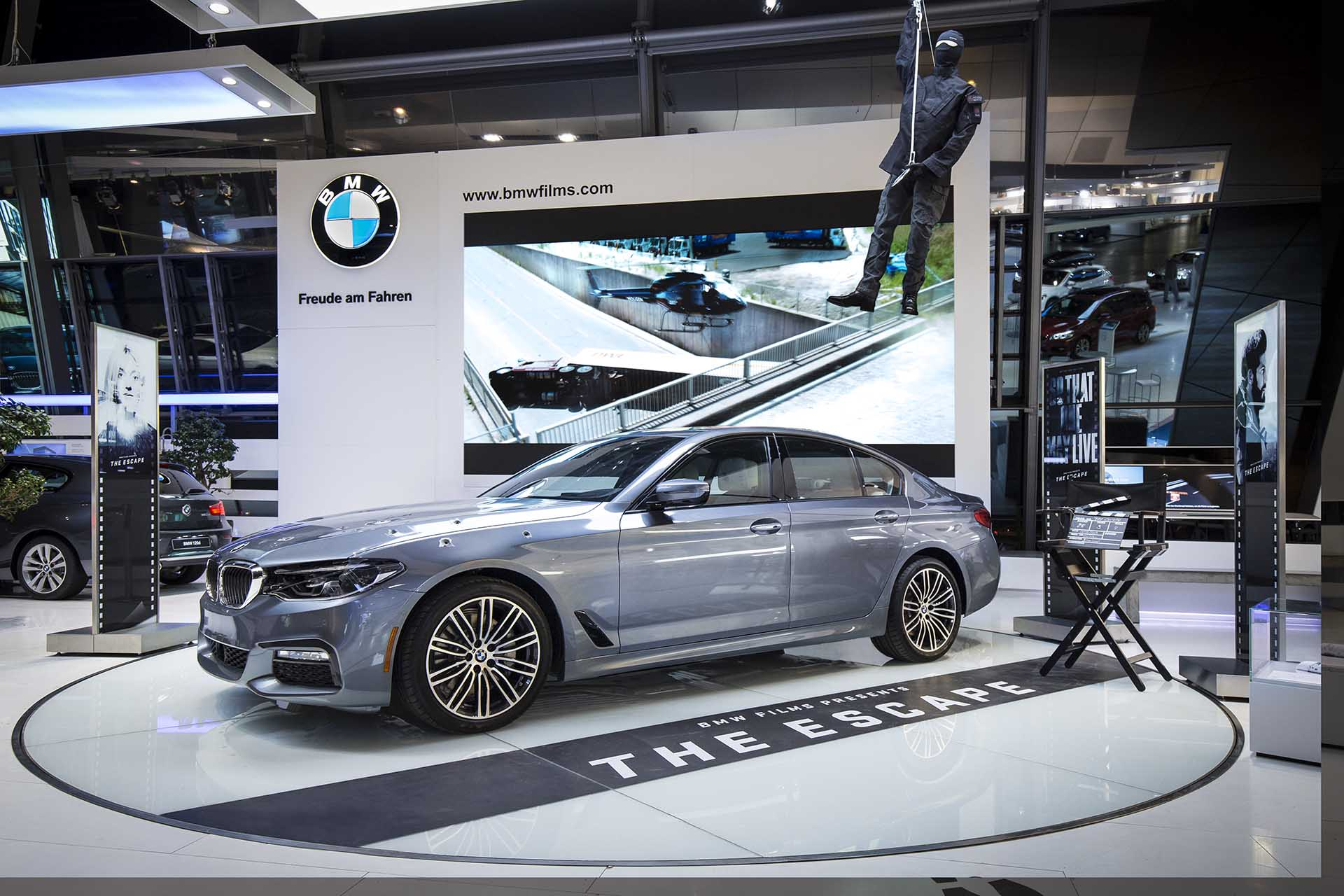 the new bmw 5 series2
