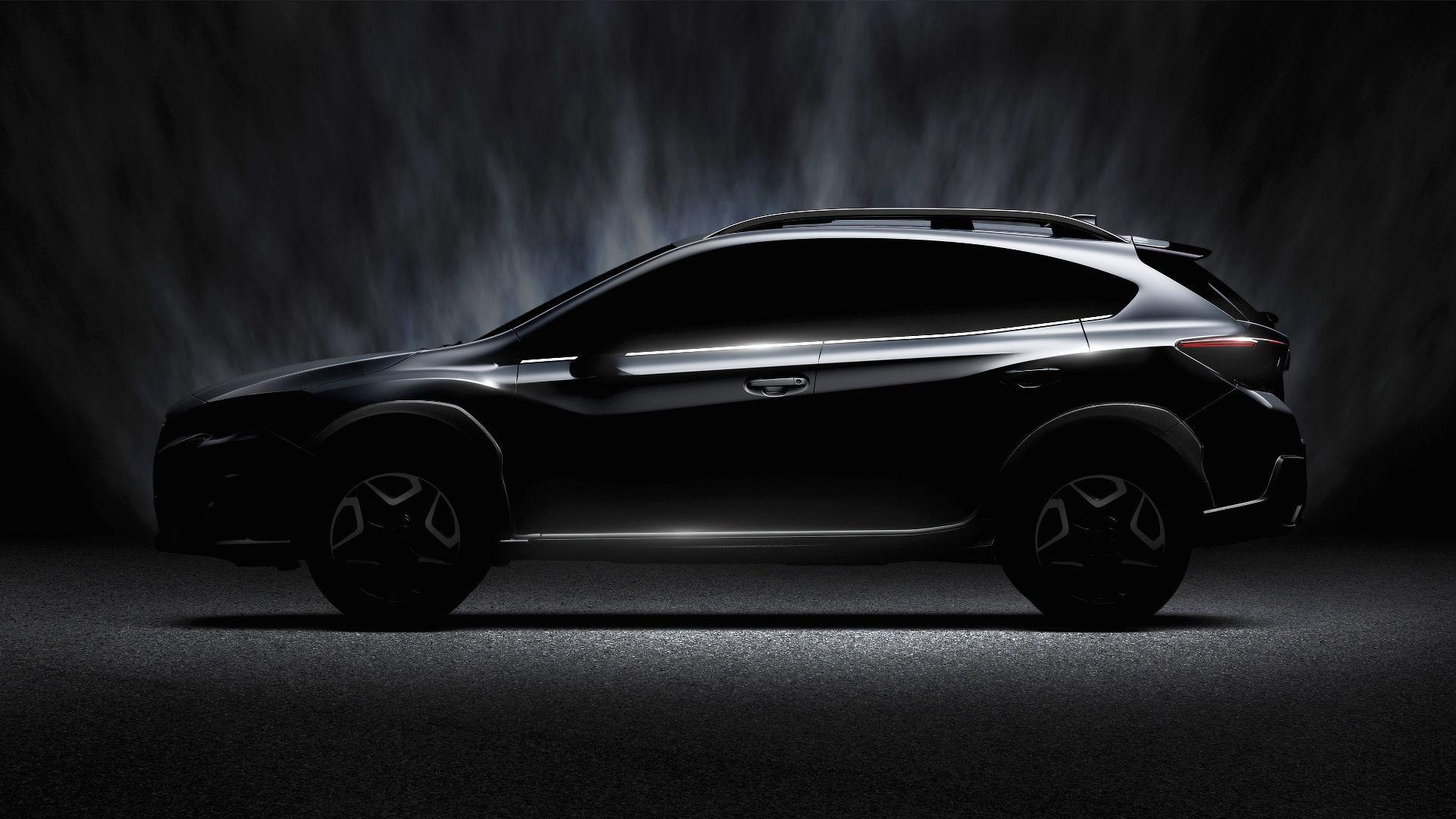 Subaru XV Crosstrek 2017