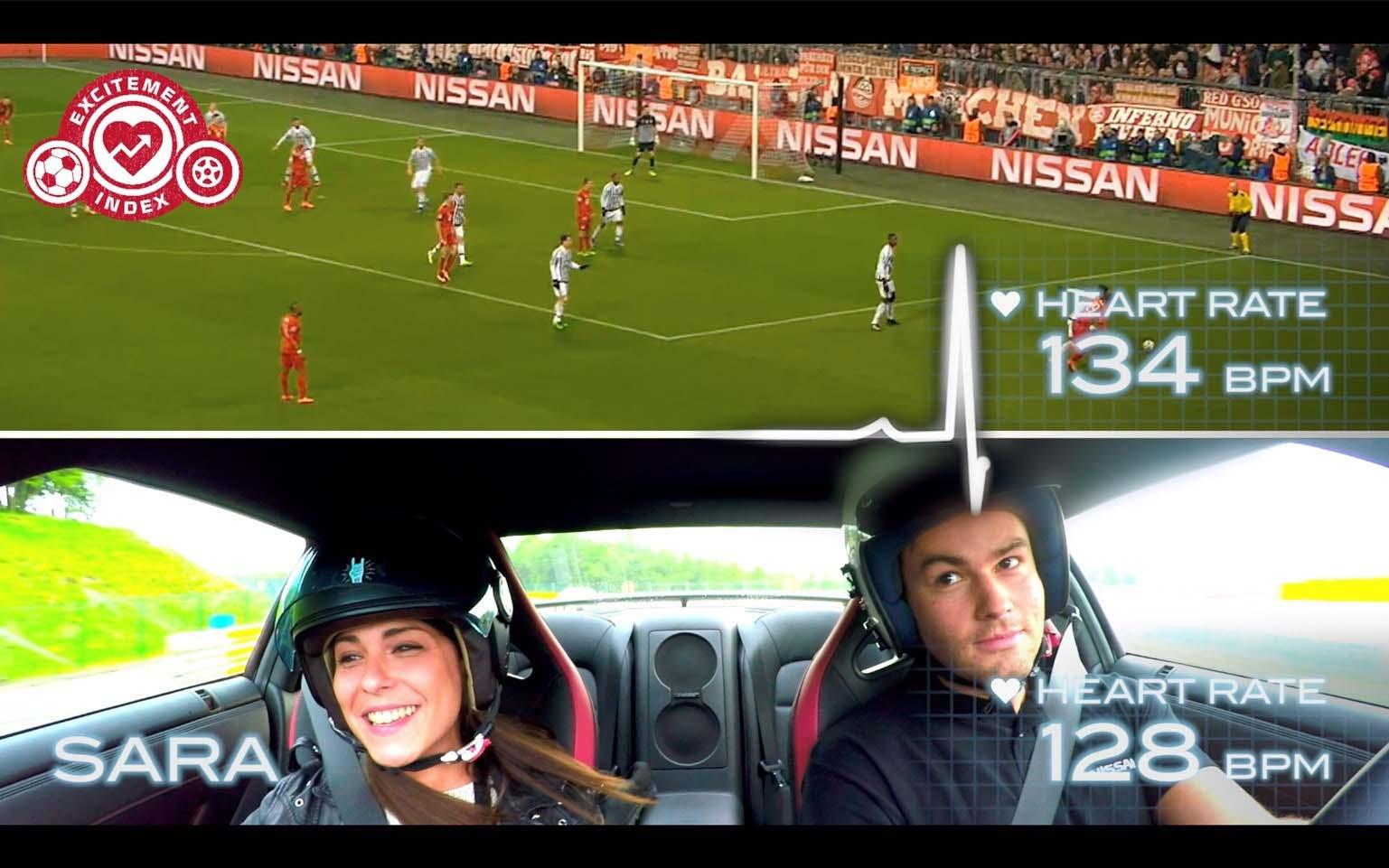 Gyors autók vs futball