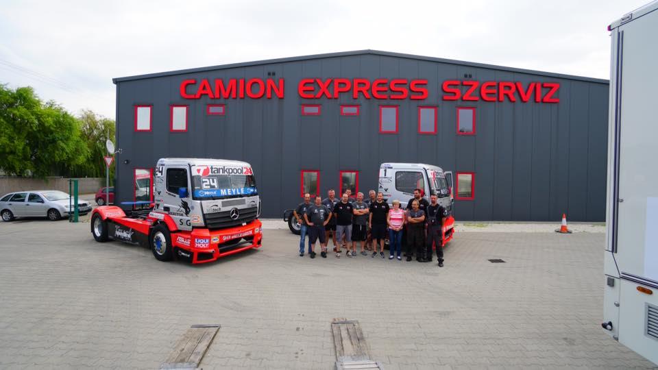 Camion Express Szerviz Kft.