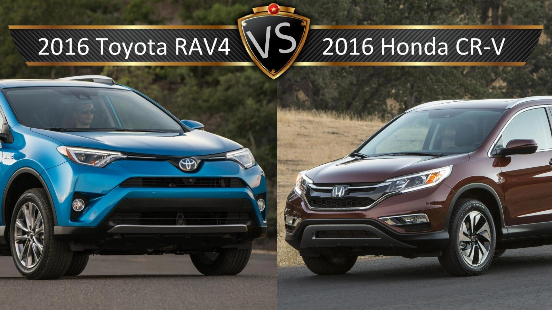 Toyota RAV4 vagy Honda CR-V?