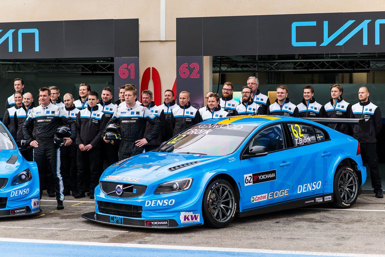 Polestar Cyan Racing