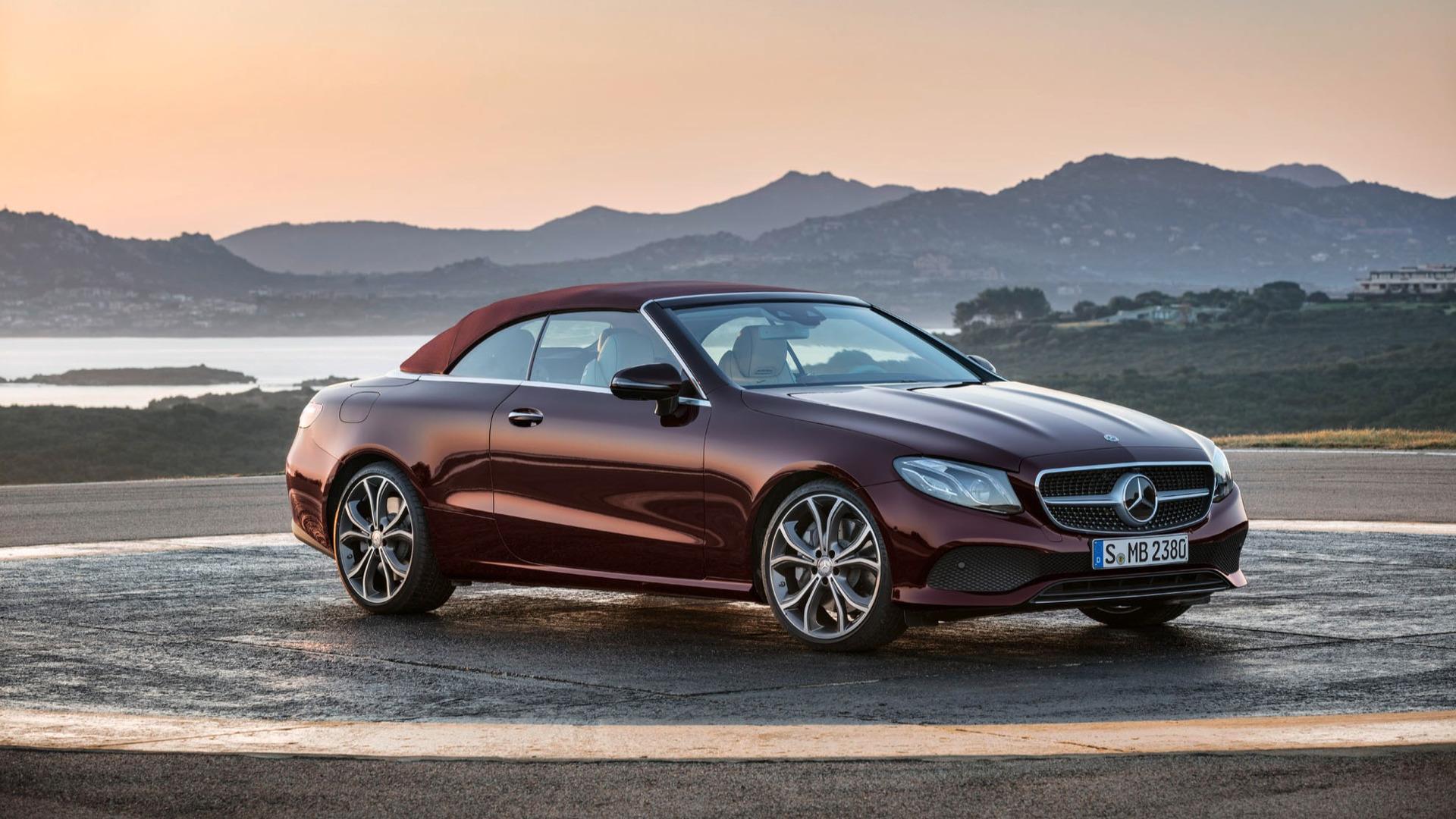 Mercedes-Benz E-osztály Cabriolet