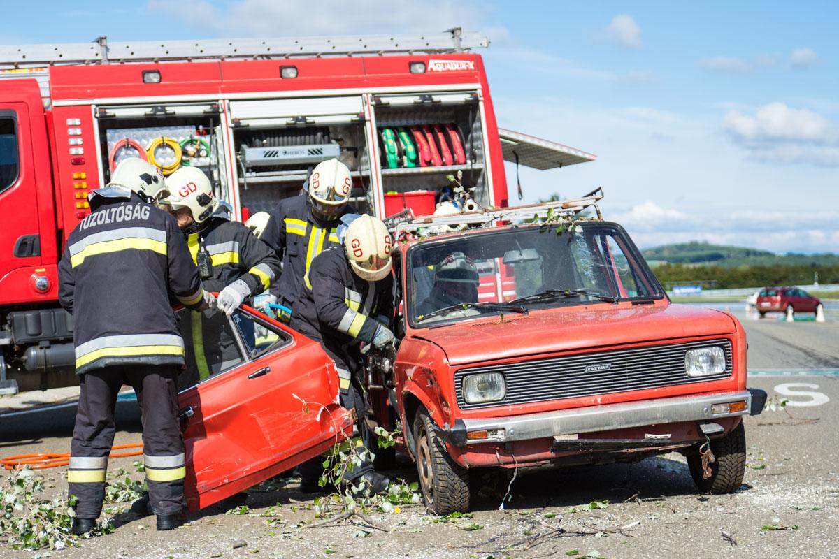 Tűzoltóautók