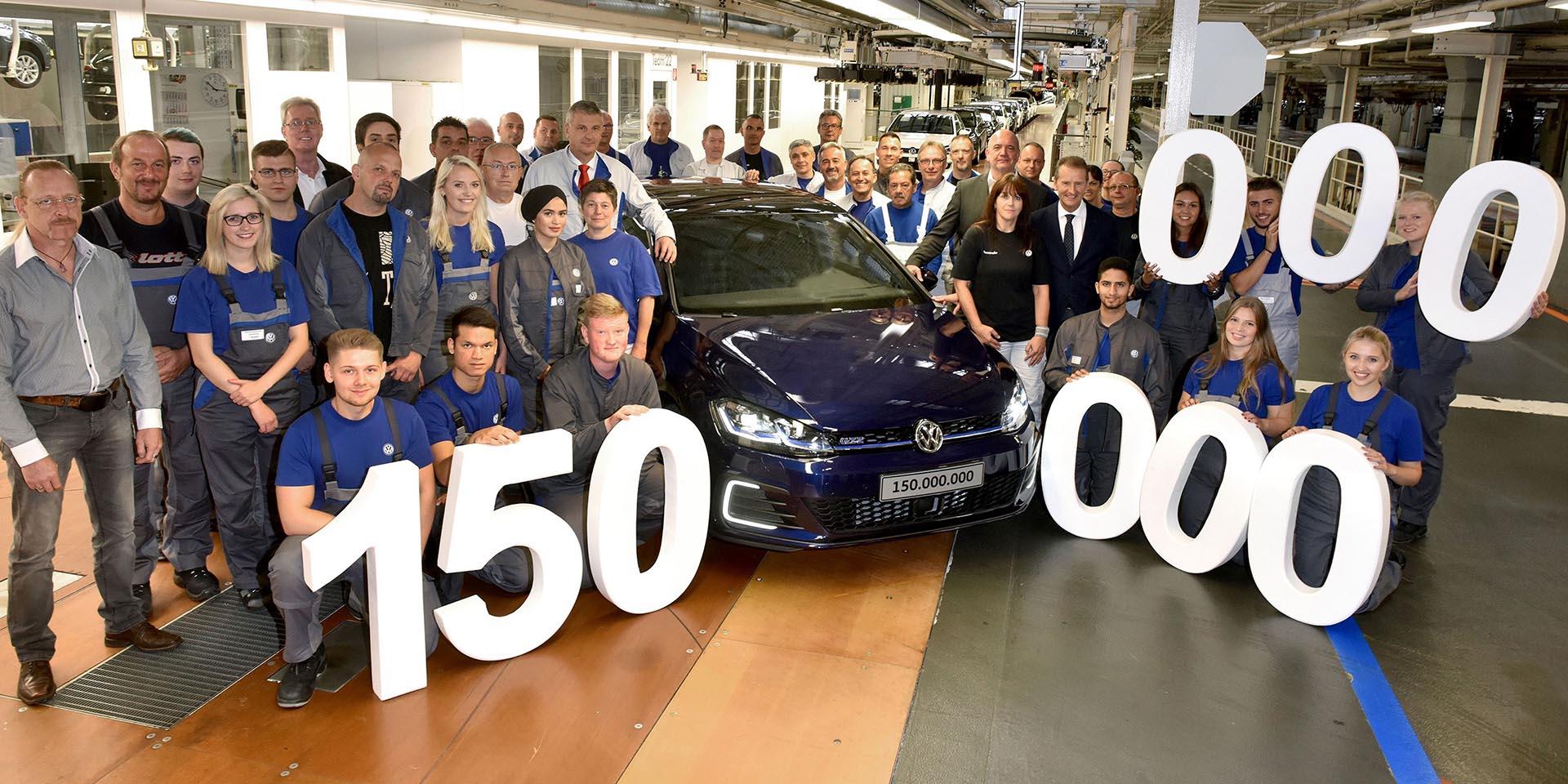 Volkswagen jubileum