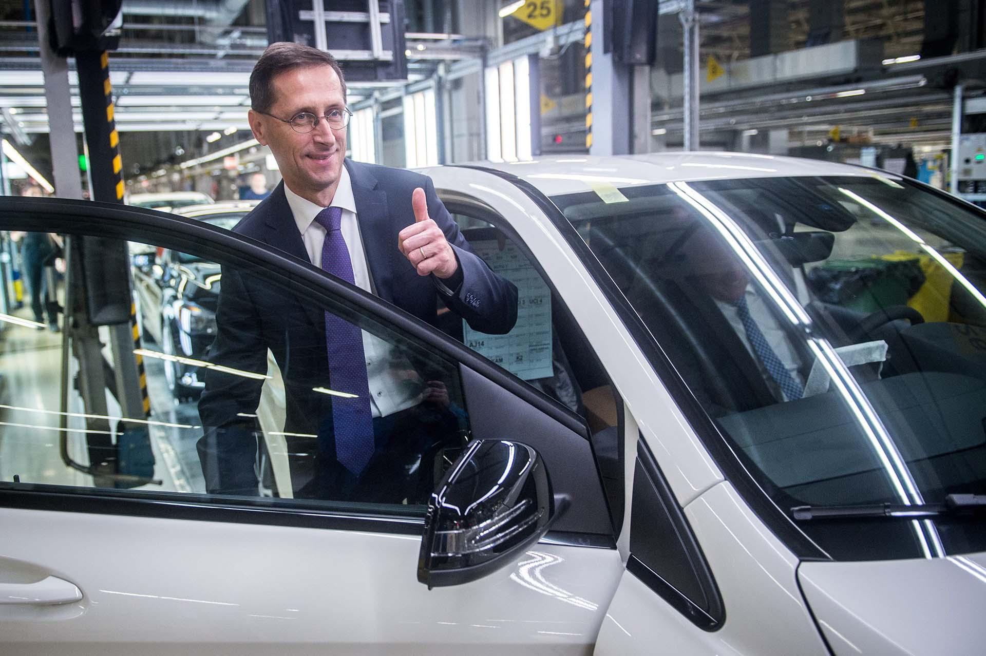 Mercedes-Benz gyár