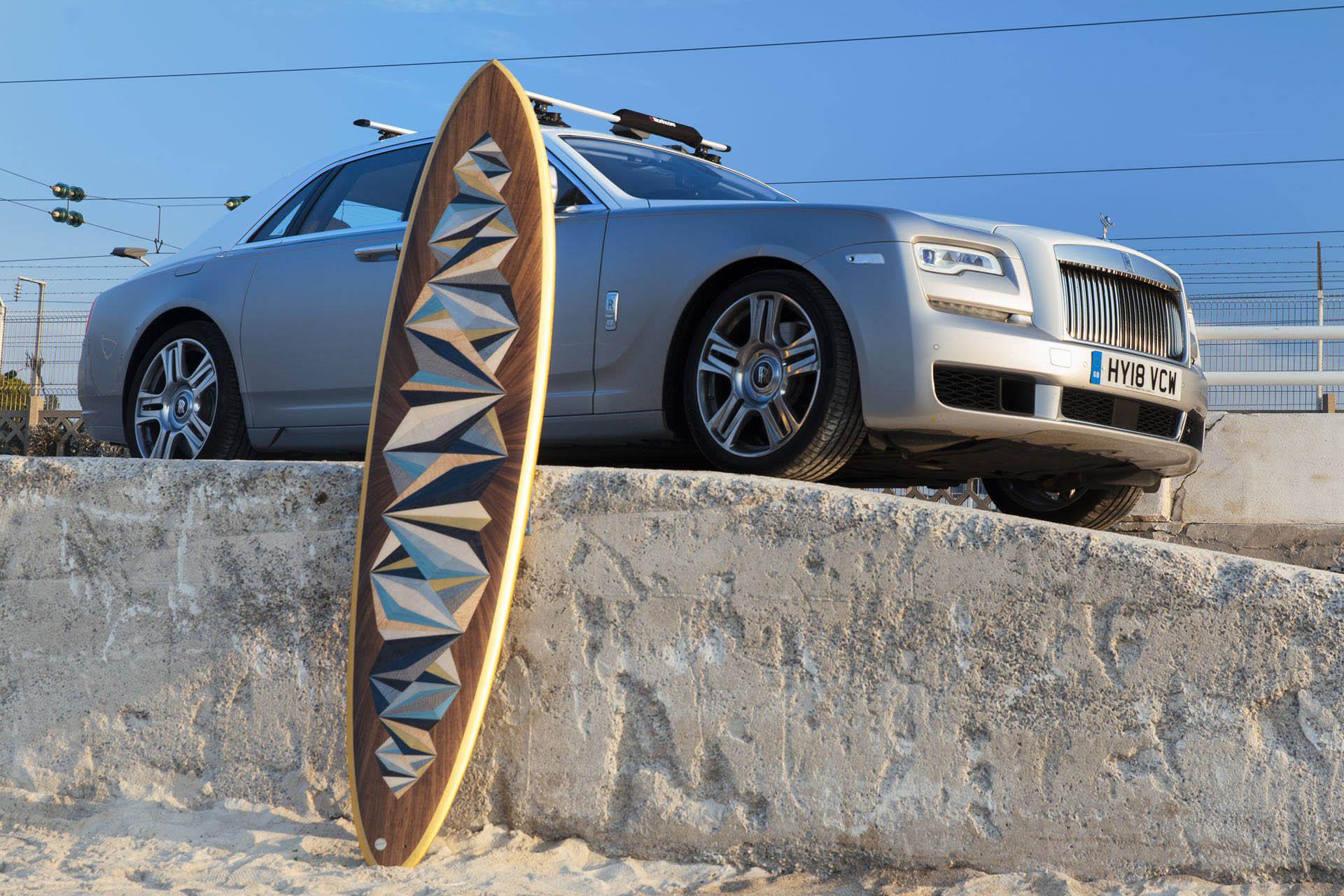 Bespoke Rolls-Royce Ghost