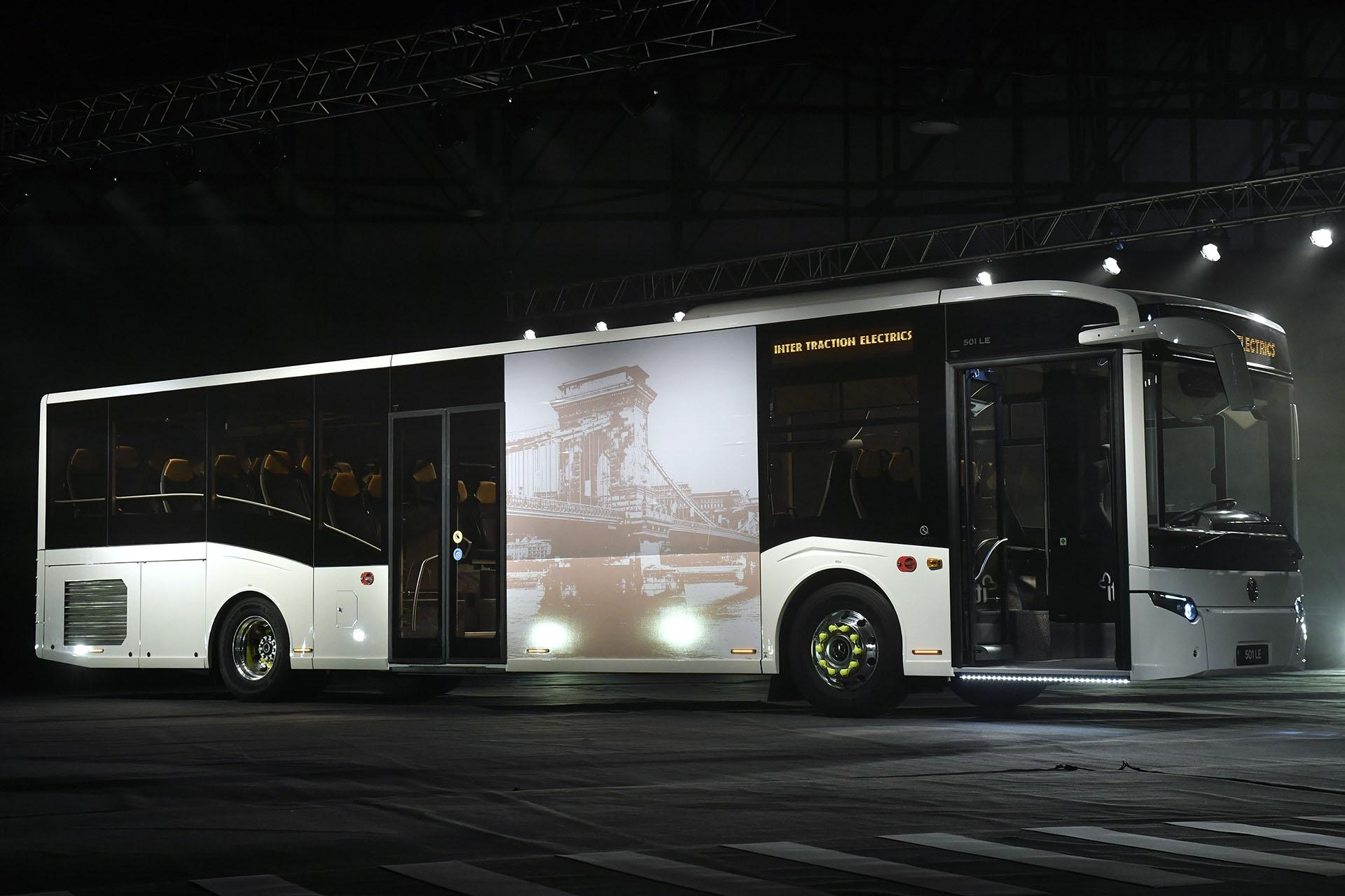 Mercedes-Benz Reform 501 LE