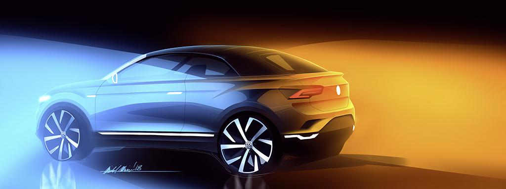 Volkswagen T-Roc kabrió