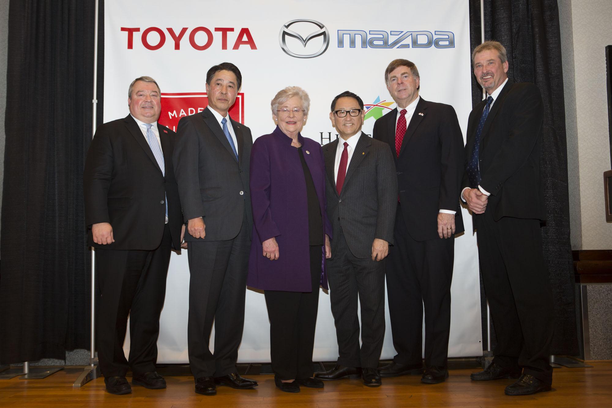 Mazda és Toyota
