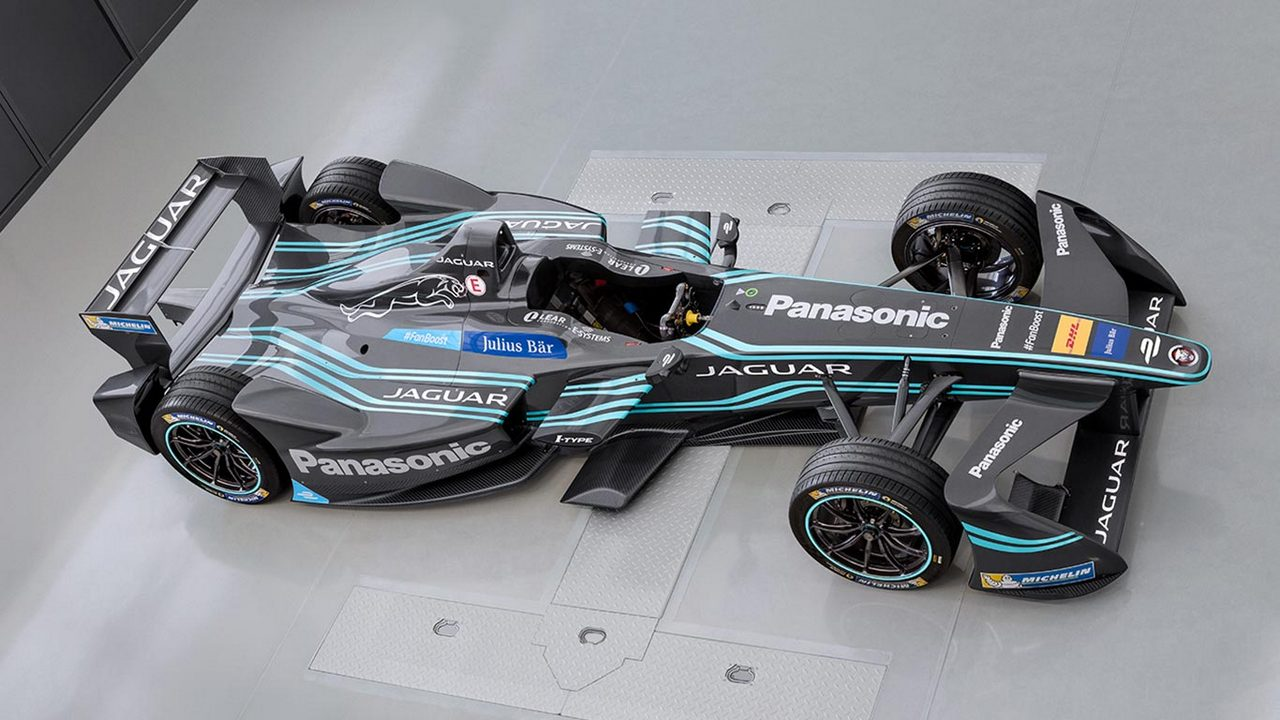 Panasonic Jaguar Racing Formula E 1