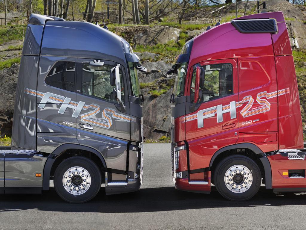 Volvo FH 25 Special Edition