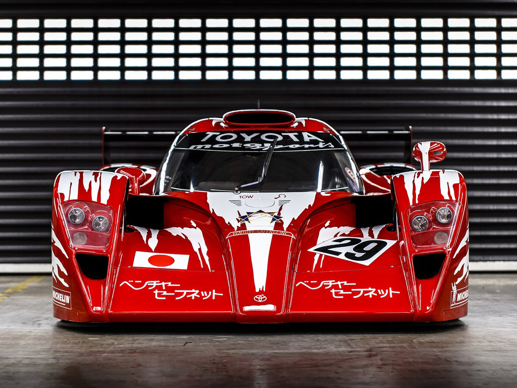 toyota gt one race version 2