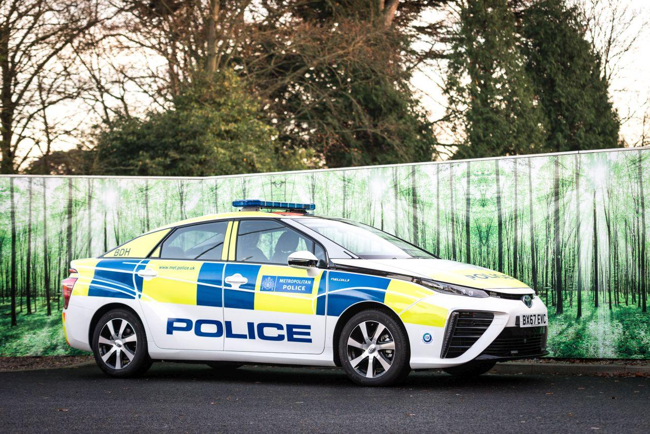 Londoni zsaruk