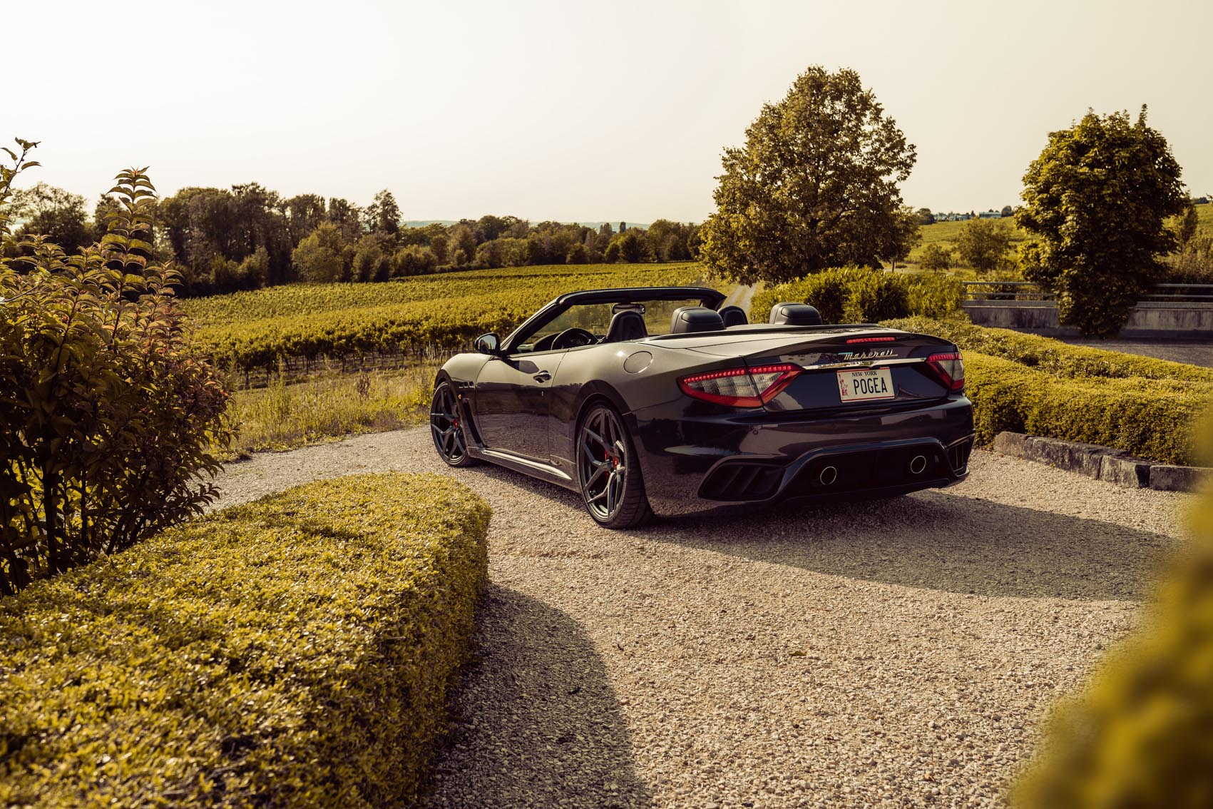 Pogea-Racing Maserati GranCabrio