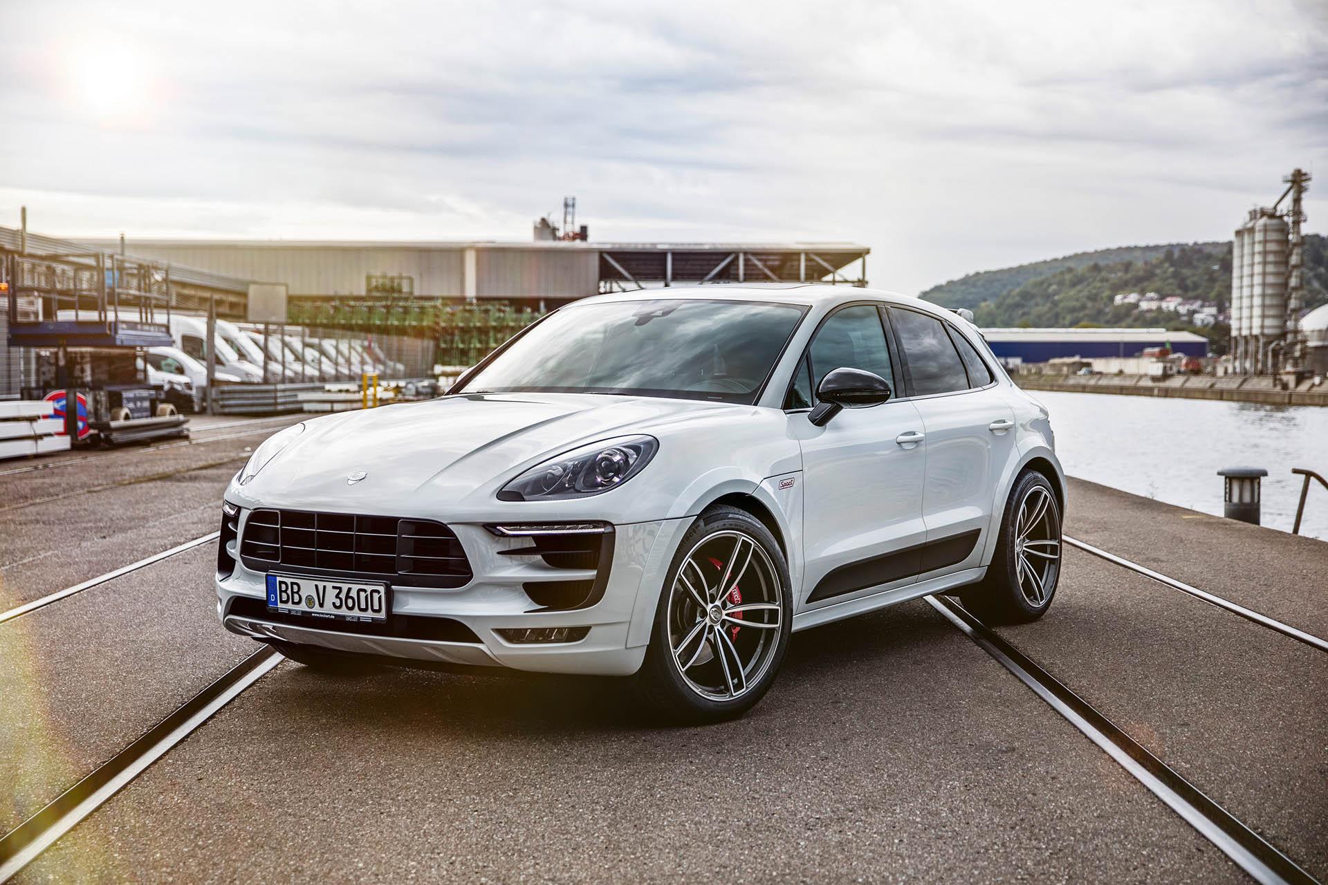 TECHART Porsche Macan Sport