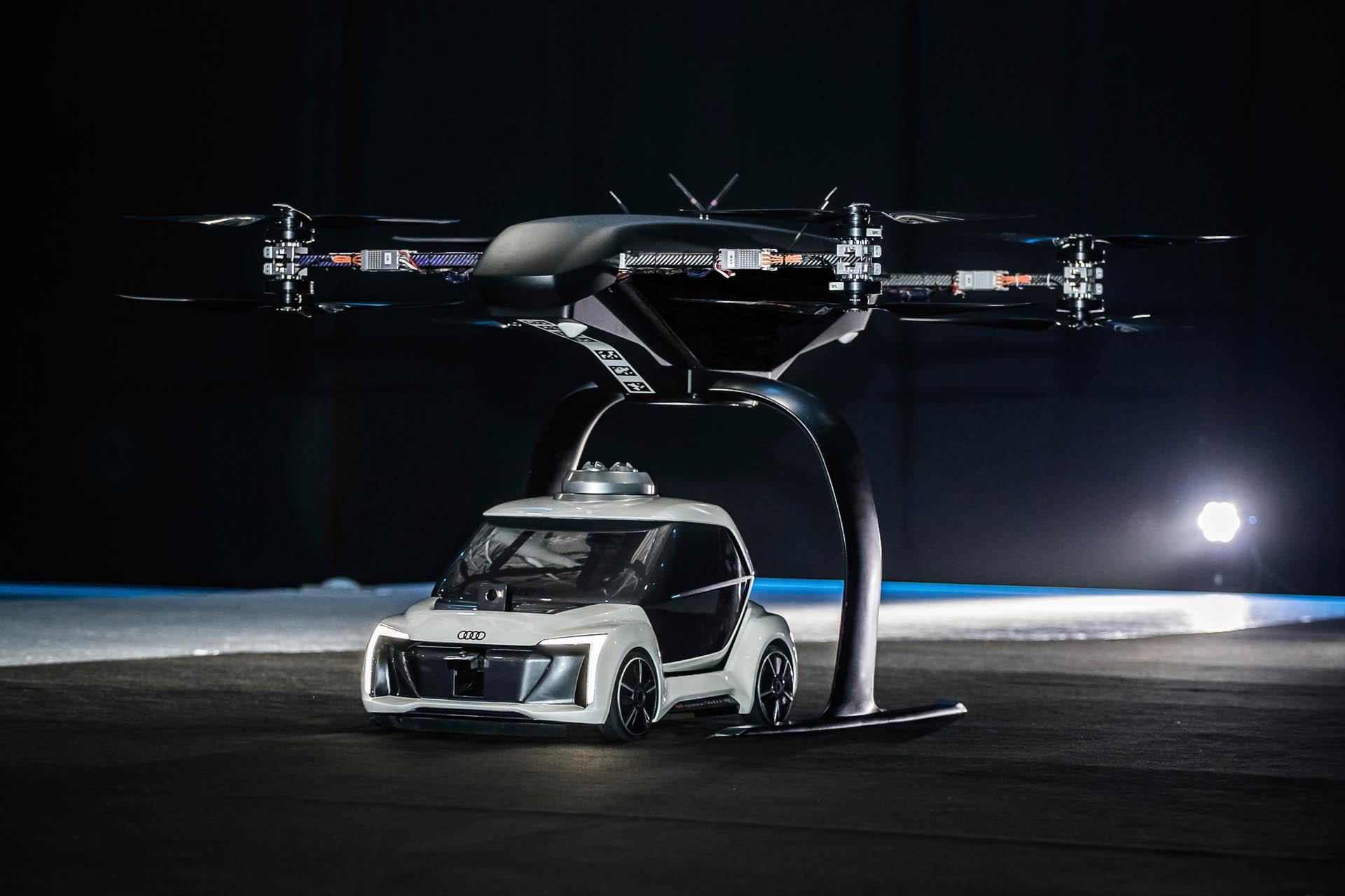 Audi, Airbus és Italdesign