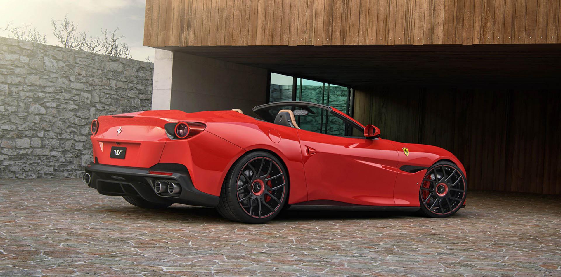 Wheelsandmore Ferrari Portofino