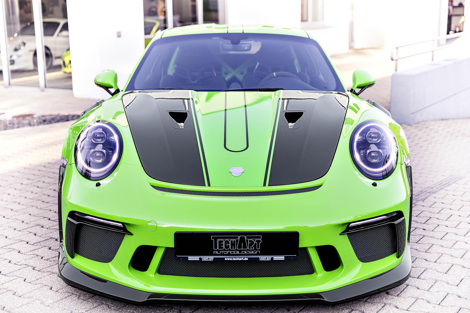 TECHART 911 GT3 RS Carbon Sport Pack