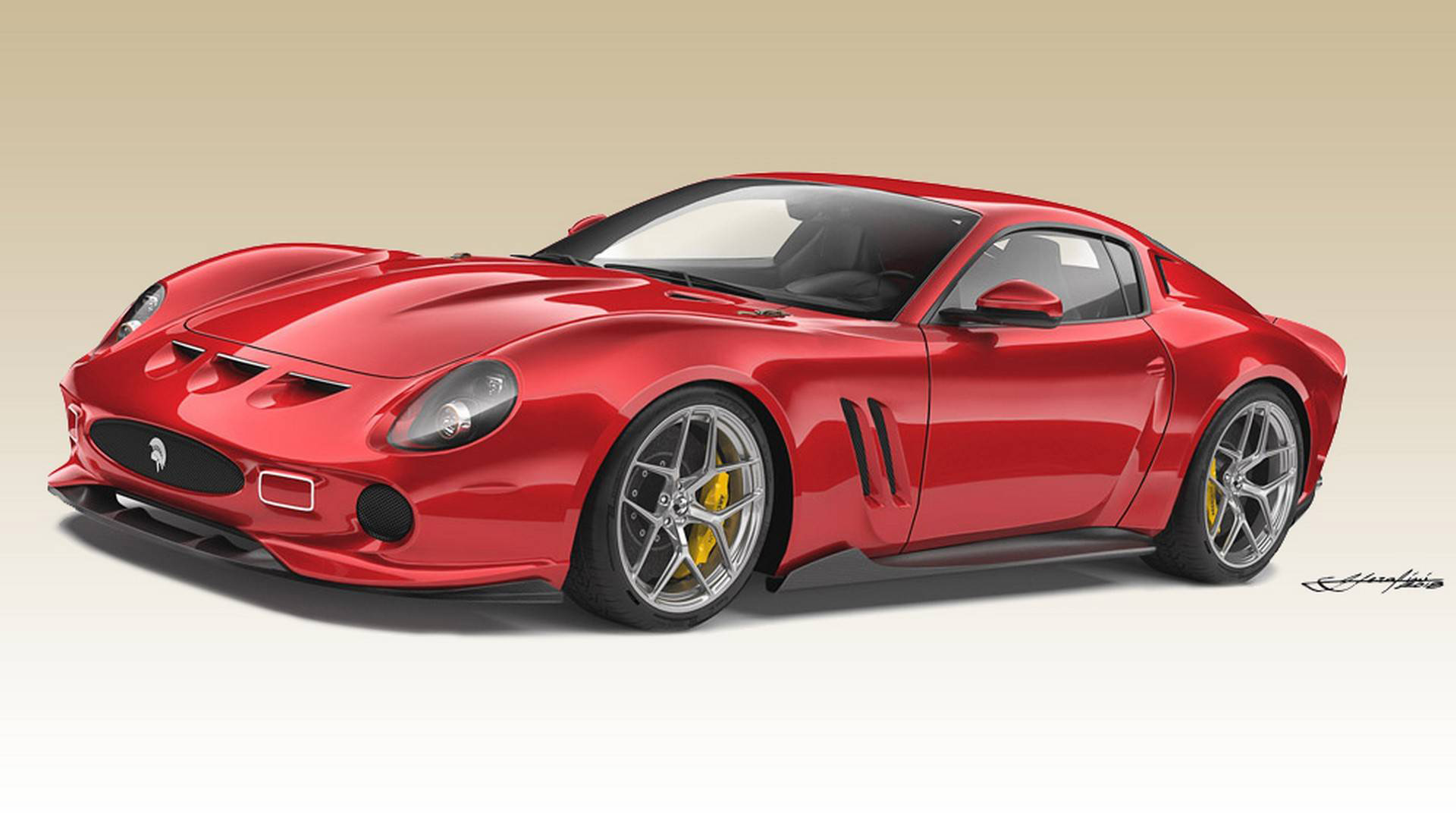 aresdesignferrari812superfast250gto