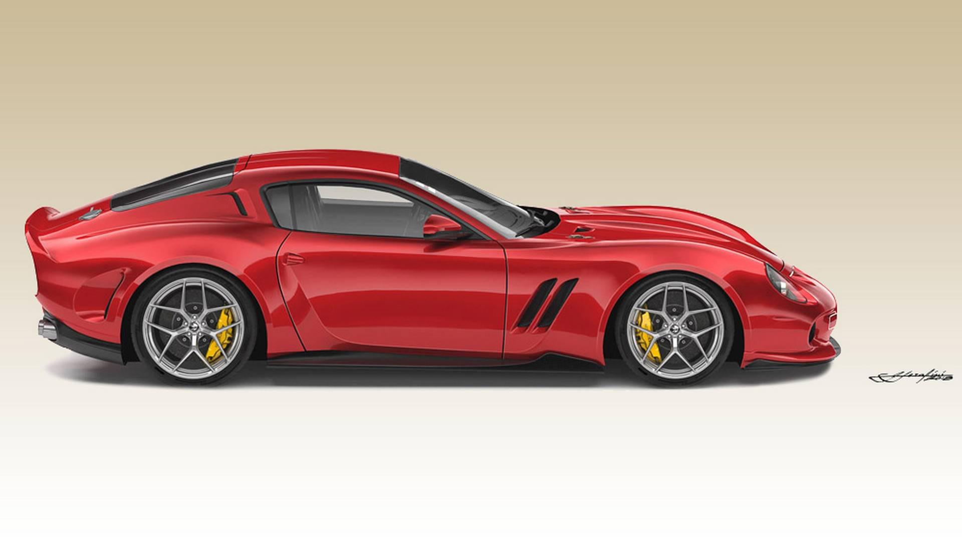 Ares Design Ferrari 250 GTO