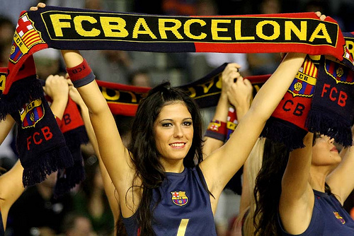CUPRA és az FC Barcelona