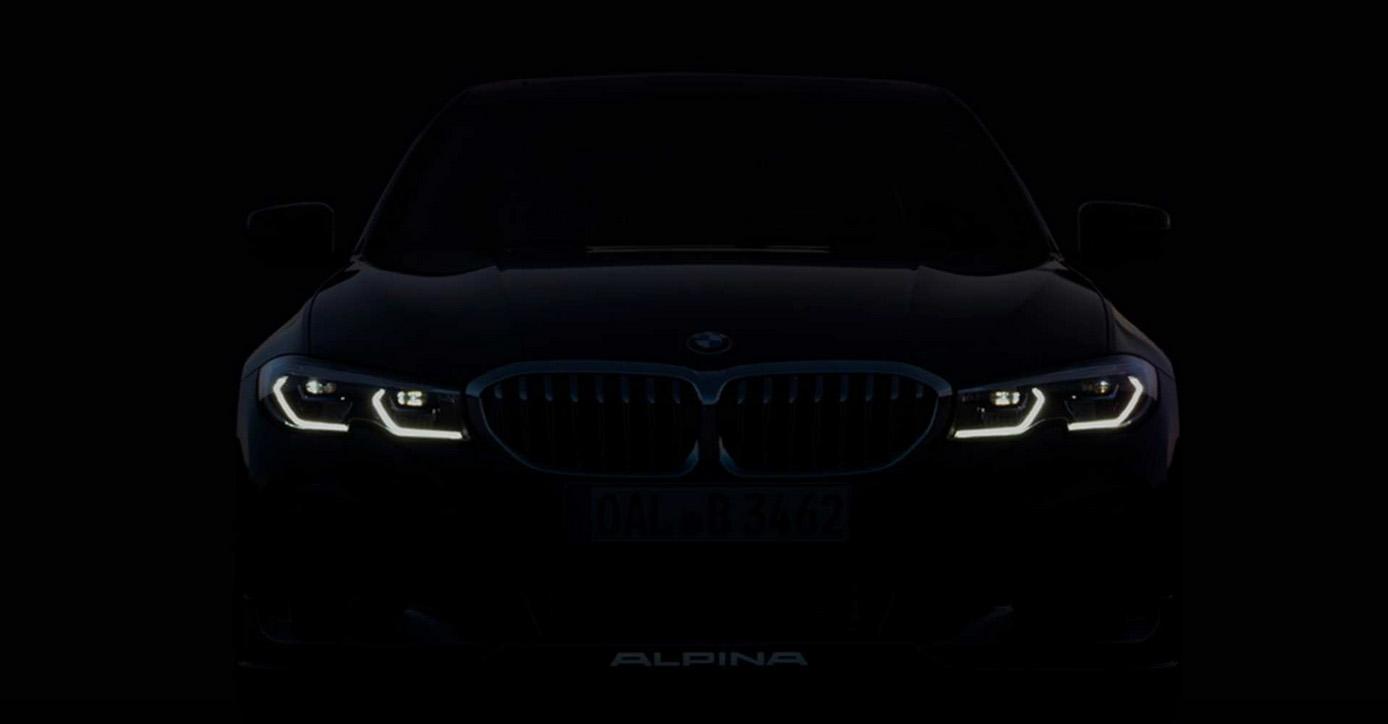 Alpina IAA 2019
