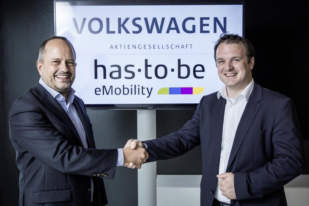 Volkswagen és a has•to•be
