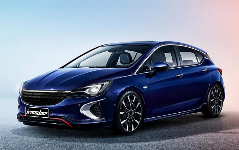 Irmscher Opel Astra K