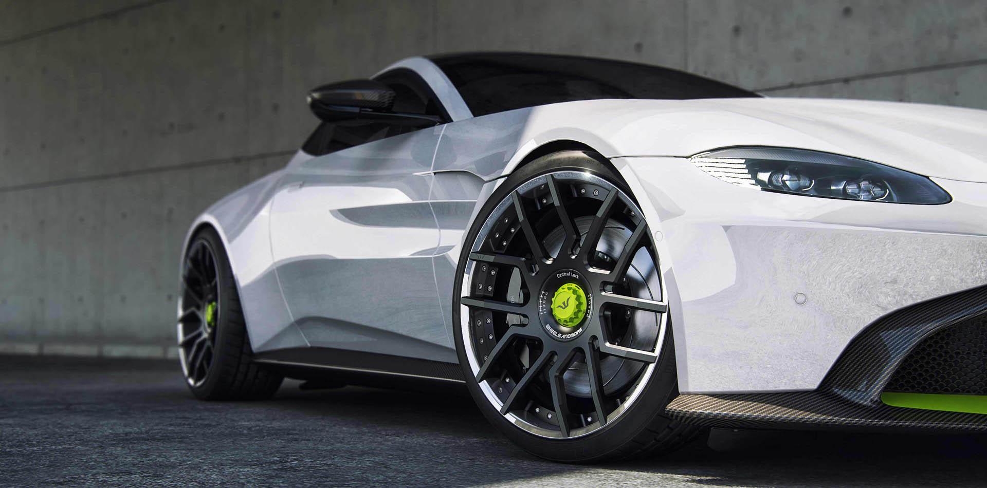 Wheelsandmore Aston Martin Vantage
