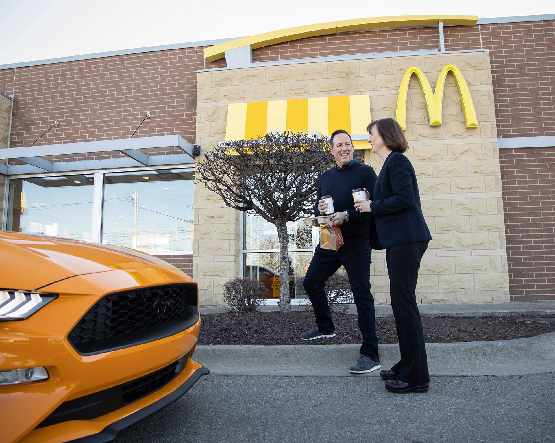 Ford és a McDonald's
