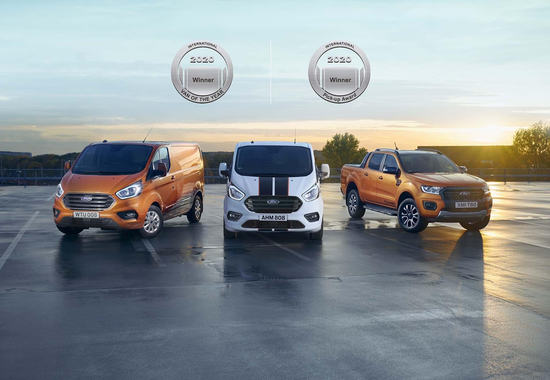 Kettős Ford siker