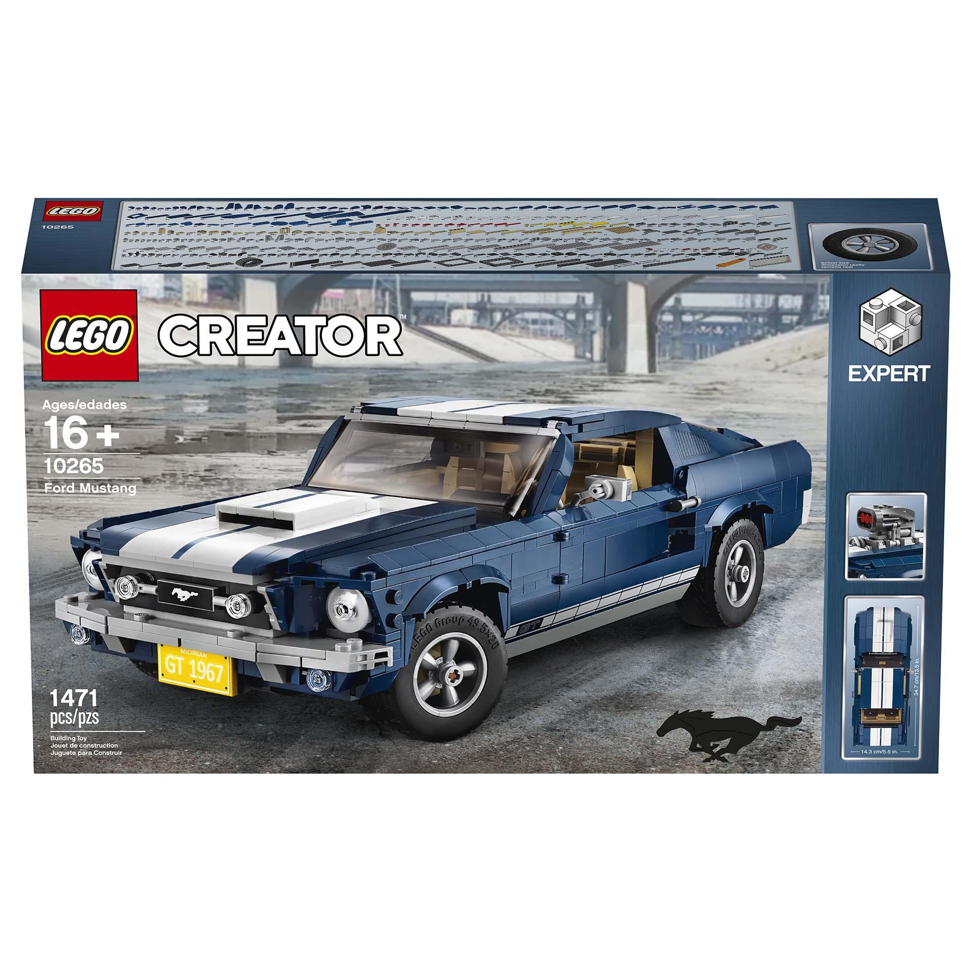 Ford és a LEGO