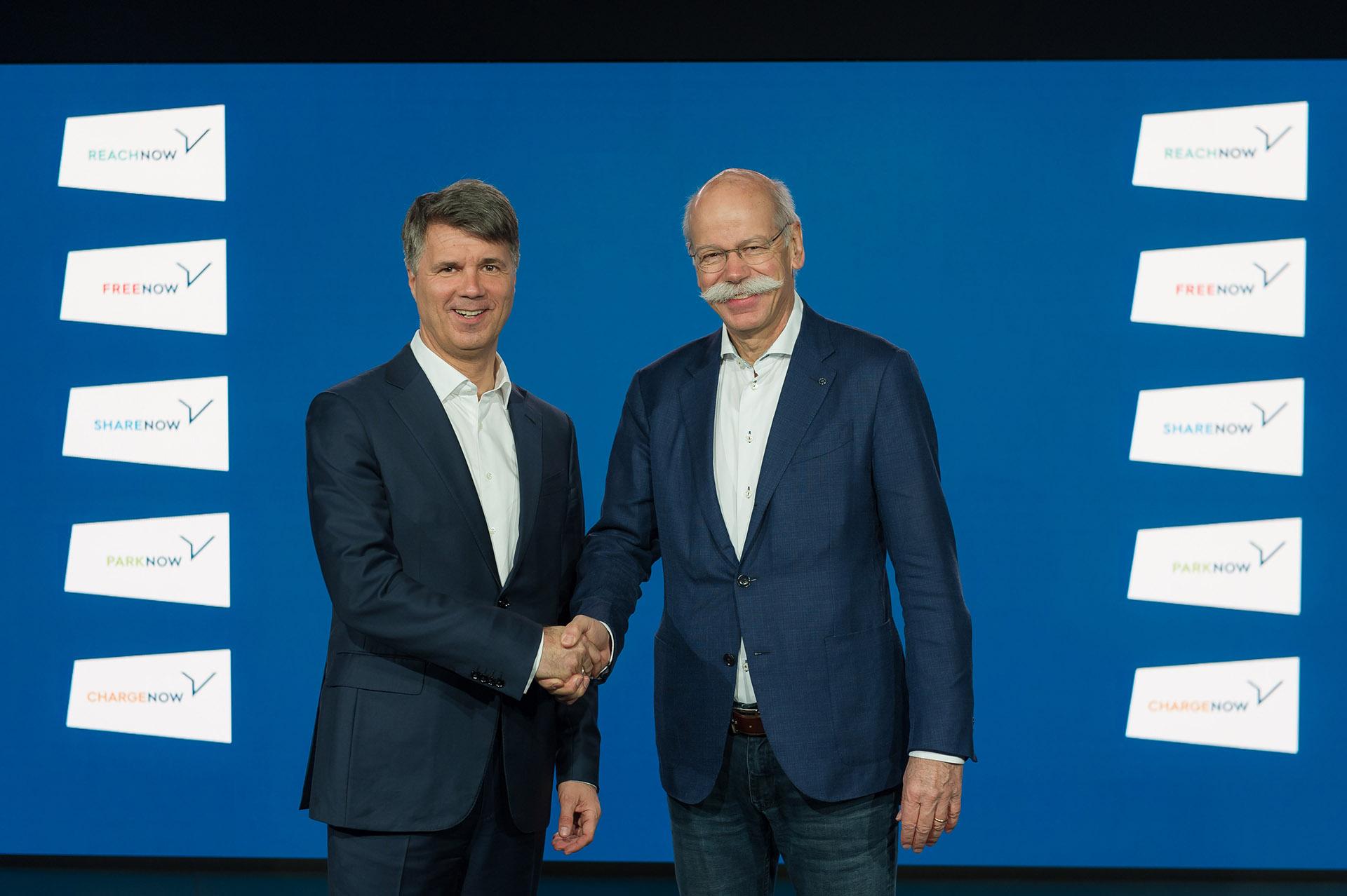 BMW Group és a Daimler AG