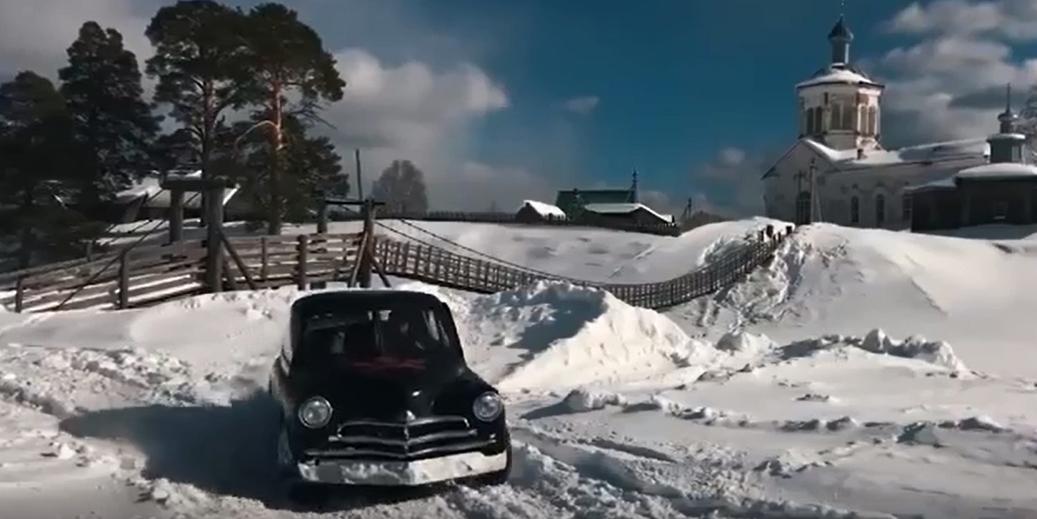 GAZ M20 Pobeda