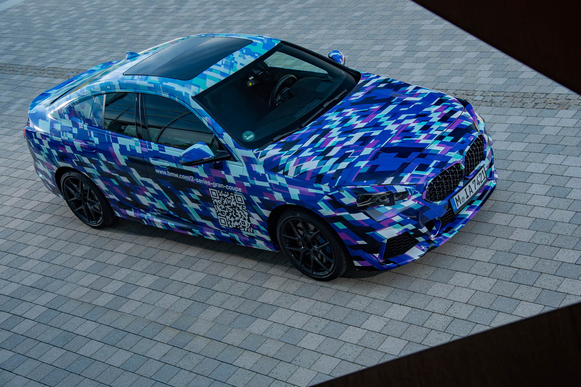 BMW 2 Gran Coupe 2019