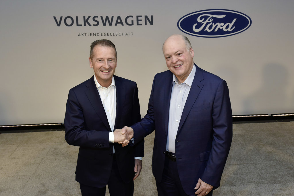 Ford - Volkswagen