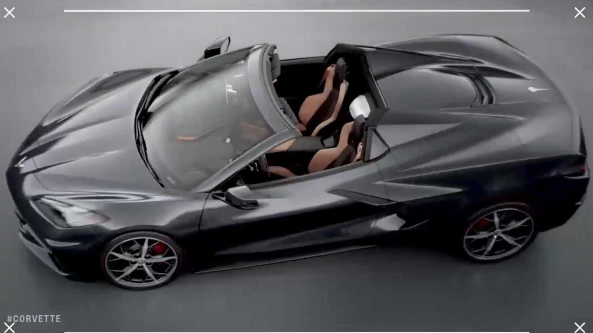 Corvette (C8) Convetible