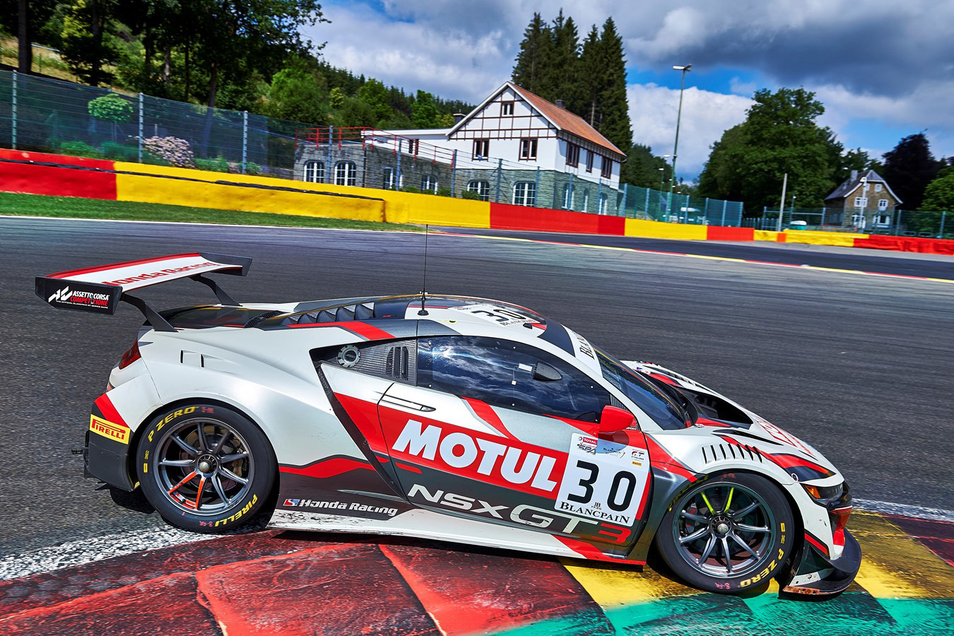 Honda Team Motul
