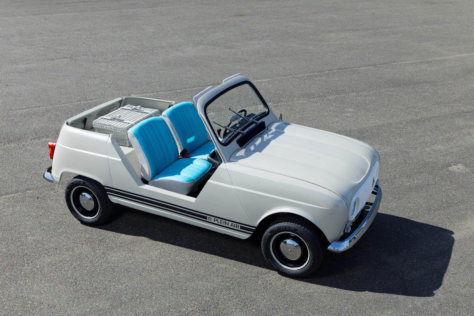 Renault e-Plain Air