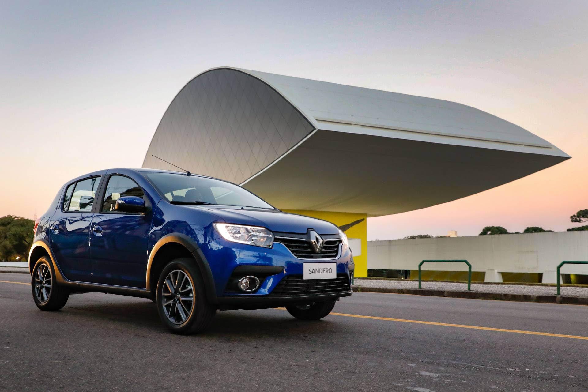 Renault Logan, Sandero, Stepway 2020