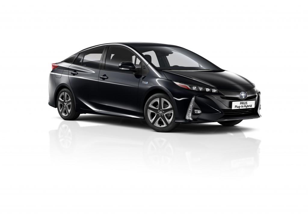 Toyota Prius Plug-in 2019