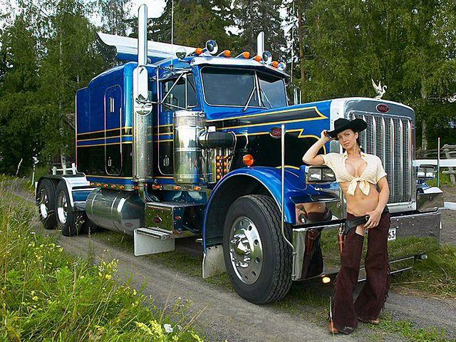 Buszok és teherautók